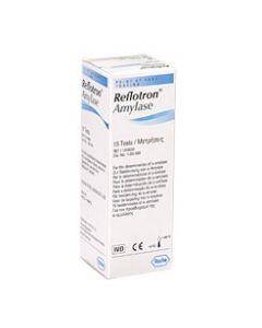 Reflotron Amylase, la boîte de 15