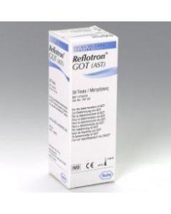Reflotron GOT,  la boîte de 30