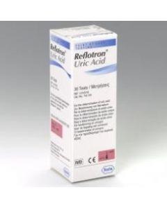 Reflotron acide urique, la boîte de 30