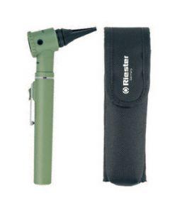 Otoscope Riester Pen-Scope avec éclairage direct Vert
