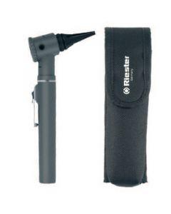 Otoscope Riester Pen-Scope avec éclairage direct Gris