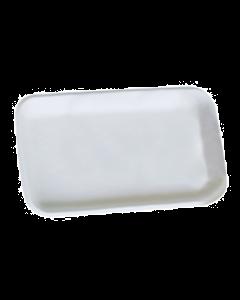 Plateau en carton à usage unique, 225 x 135 x 19 mm, à l'unité