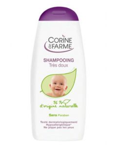 Shampooing très doux bébé - Corine de Farme , 250ml