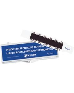 Test'O Front, indicateurs frontaux de température
