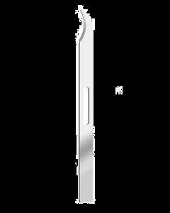 Coupe Fils Midi stérile - 9 cm par boîte de  100