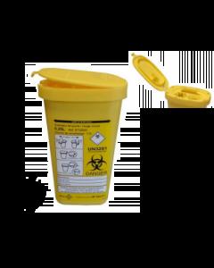 Collecteur de déchets DASRI Pocket 0,25L