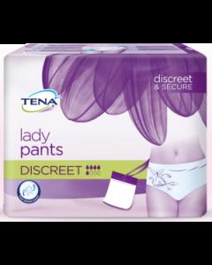 Tena Lady Pants Discreet - L, sachet de 10