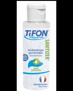 Gel hydroalcoolique SANITIZER Fabriqué en FRANCE Flacon de 100ml
