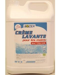 CRÈME LAVANTE BACTÉRICIDE 5L