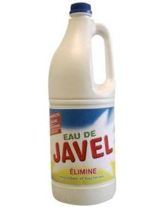 EAU de JAVEL 2,6% 2litres