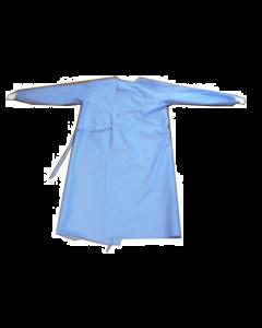 """Blouse stérile - Casaque standard """"bavette"""" et passe pouce - Taille XL, Vendu à l'unité"""